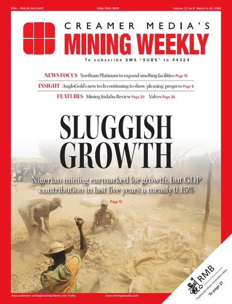 Download Mining Weekly - 4 March 2016
