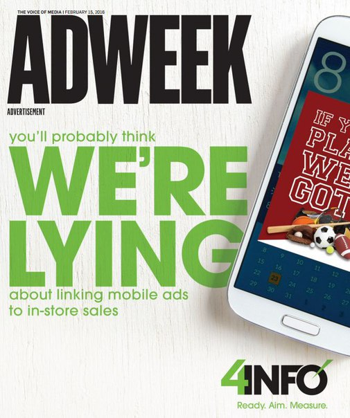 Download Adweek - 15 February 2016
