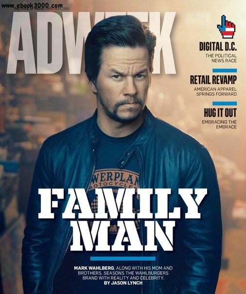 Download Adweek - 14 March 2016