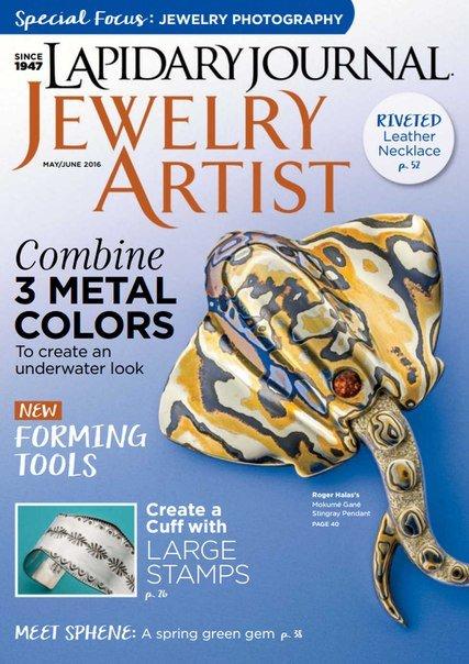 Download Lapidary Journal Jewelry Artist - June 2016