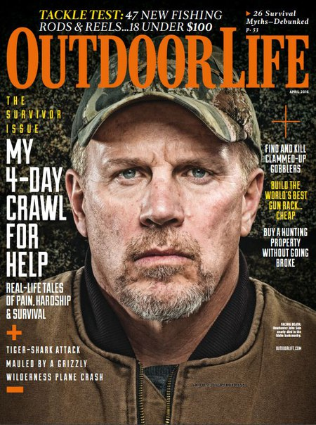 Download Outdoor Life - April 2016