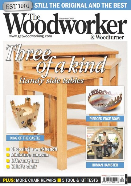 Download The Woodworker & Woodturner - December 2014