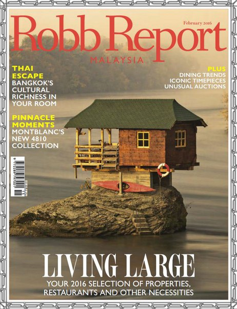 Download Robb Report Malaysia - February 2016