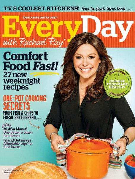 Download Every Day with Rachael Ray - March 2015