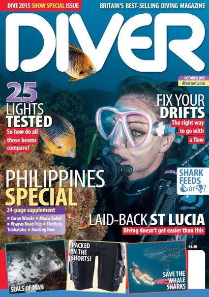 Download Diver - October 2015