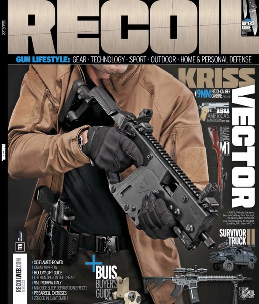Download Recoil - Issue 22 2016