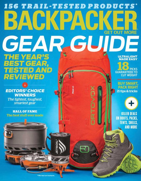 Download Backpacker - May 2016