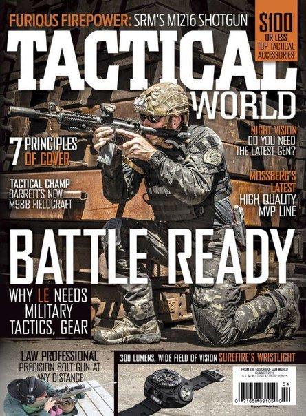 Download Tactical World - Summer 2015