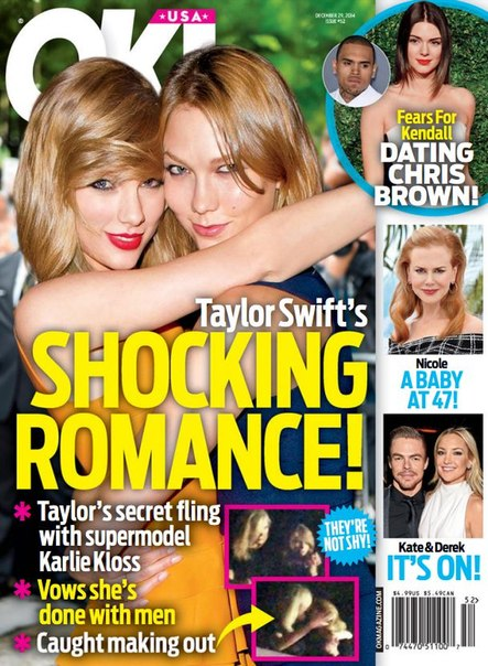 OK Magazine – December 29, 2014