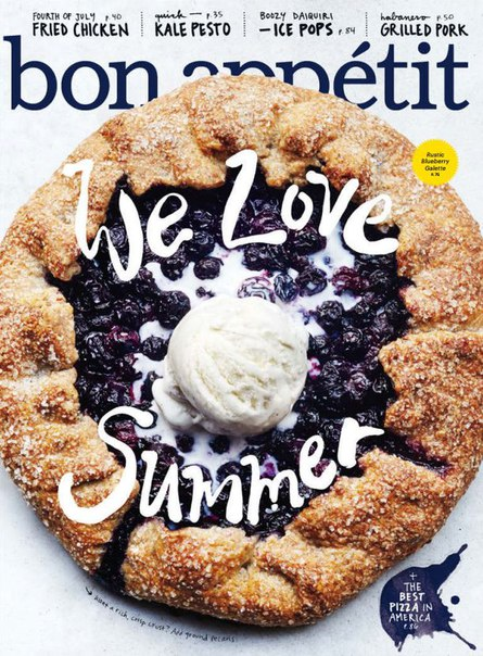 Download Bon Appetit - July 2015