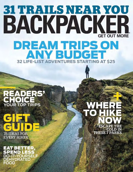 Download Backpacker - December 2015