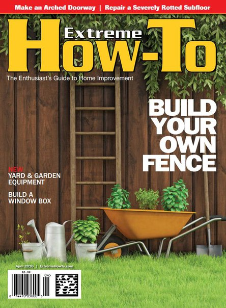 Download Extreme How-To - April 2016
