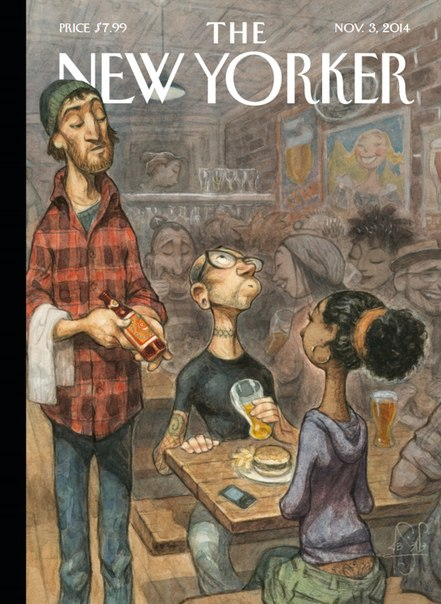 Download The New Yorker - November 3 2014