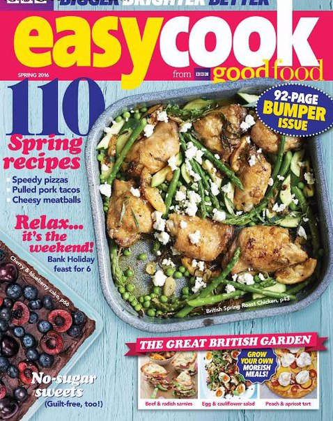 Download BBC Easy Cook - May 2016