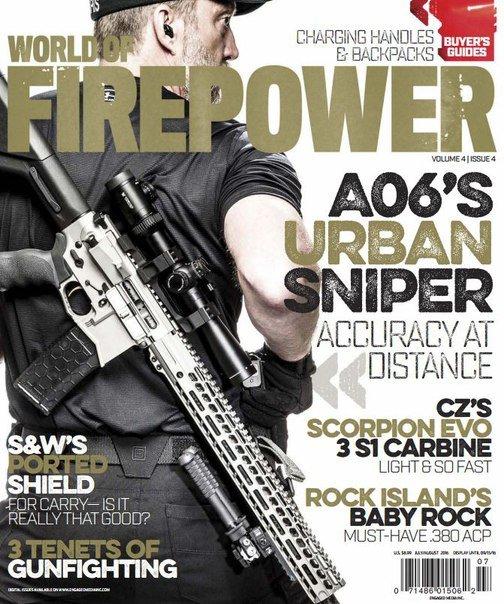 Download World of Firepower - August 2016