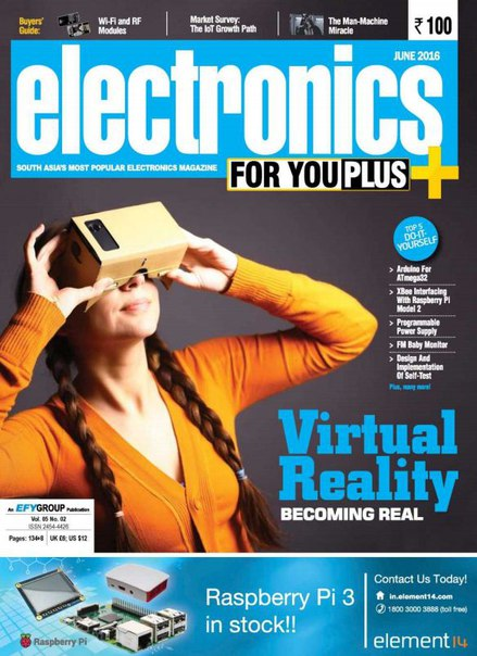 Download Electronics For You Plus - June 2016