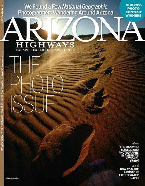 Download Arizona Highways Magazine – September 2016