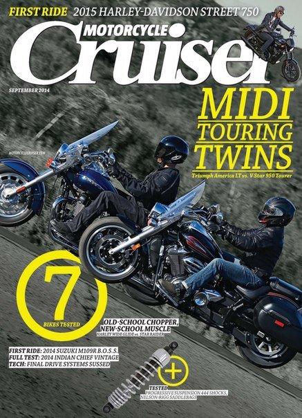 Download Motorcycle Cruiser US 2014-09