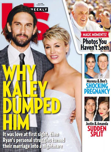 Download Us Weekly - October 12, 2015