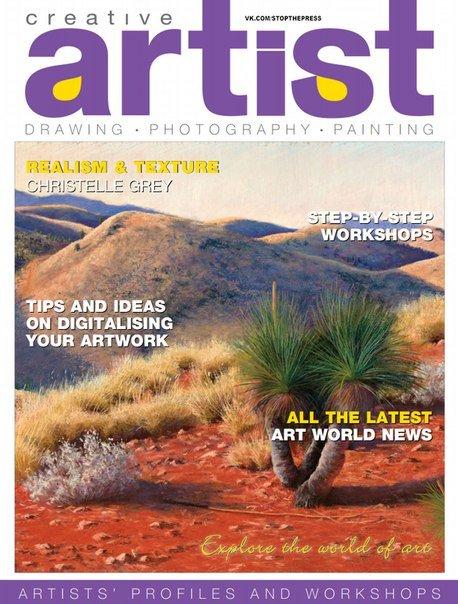 Download Creative Artist – Issue 13 2016