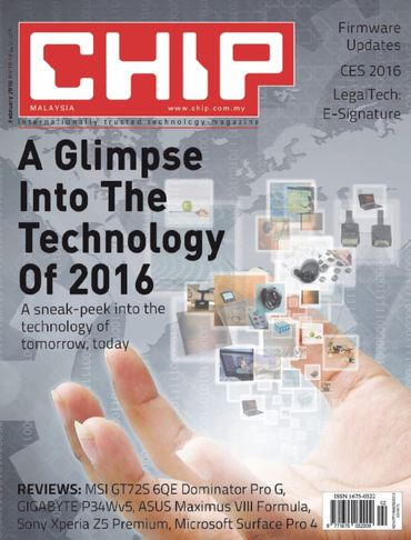 Download CHIP - February 2016