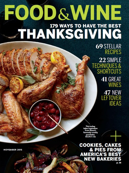 Download Food & Wine - November 2015