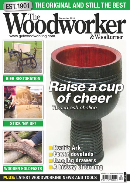 Download The Woodworker & Woodturner - December 2015