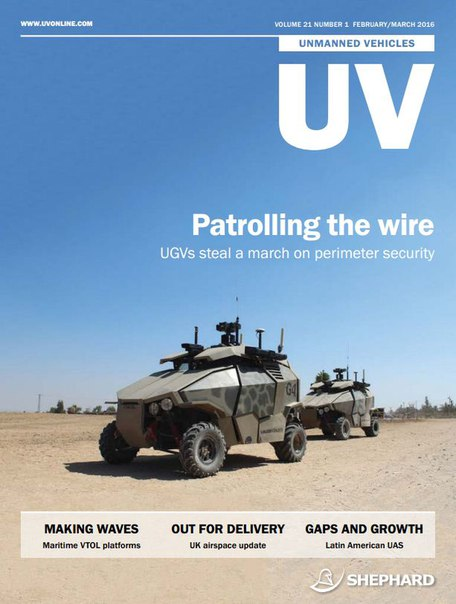 Download Unmanned Vehicles February-March 2016
