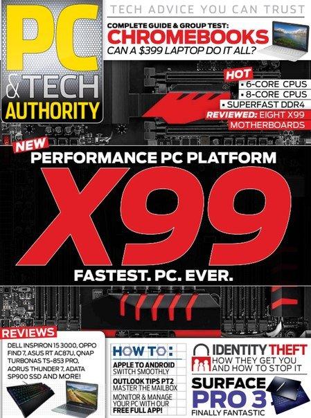 Download PC & Tech Authority - November 2014 AU vk