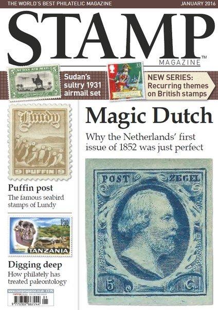 Download Stamp Magazine - January 2016