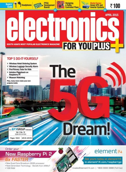 Download Electronics For You Plus - April 2015 IN vk co