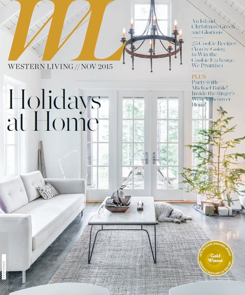 Download Western Living - November 2015