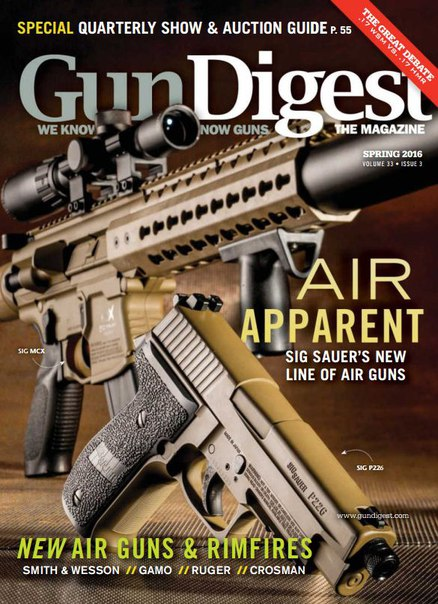 Download Gun Digest - Spring 2016