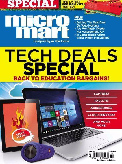 Download Micro Mart - 8 September 2016