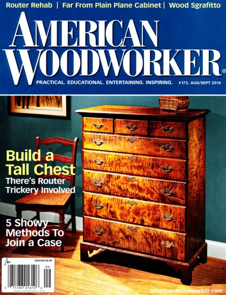 Download American Woodworker 2014-09 to 10 (No 173) vk c