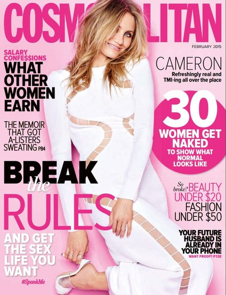Download Cosmopolitan - February 2015 AU