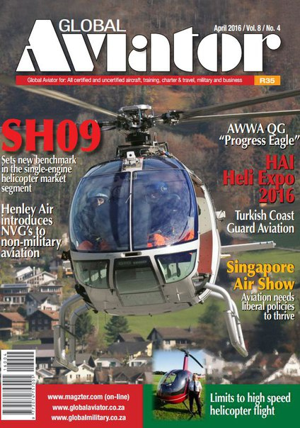 Download Global Aviator South Africa - April 2016