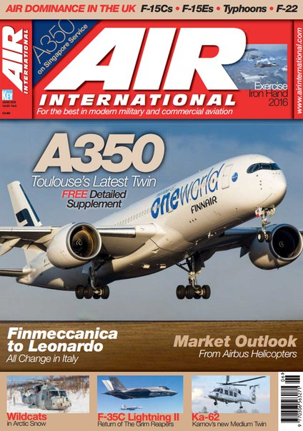 Download AIR International - June 2016