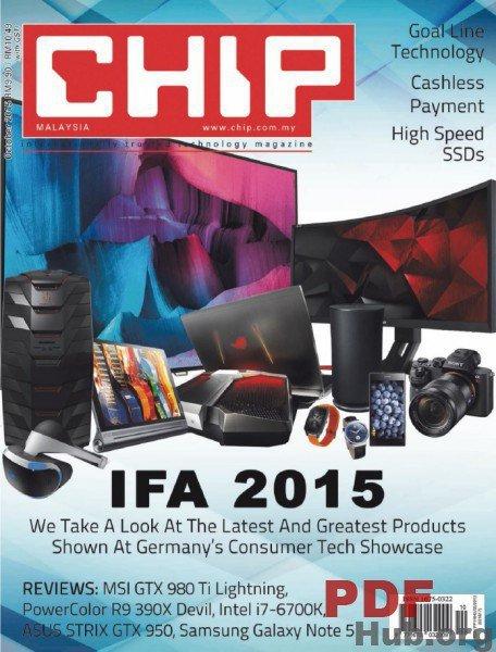 Download CHIP - October 2015