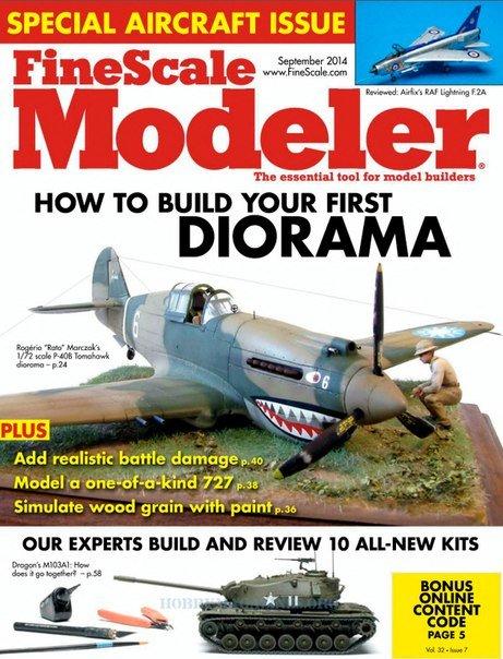 Download Fine Scale Modeler - 2014-09 (Vol 32 Issue 7) v