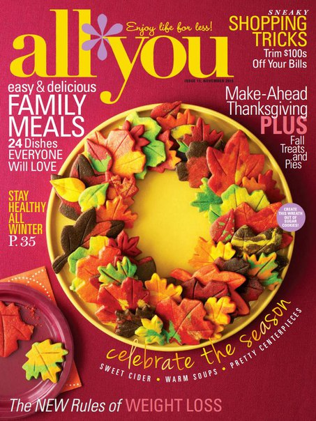 Download All You - November 2015