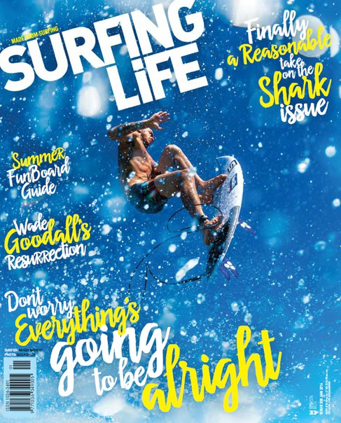 Download Surfing Life - January 2016