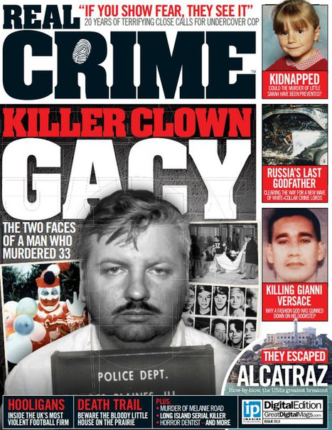 Download Real Crime - Issue 13 2016