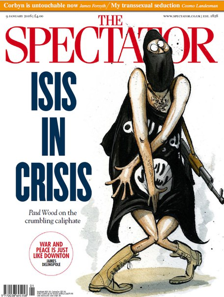 Download The Spectator - January 9, 2016