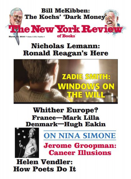 Download The New York Review of Books - March 10, 2016