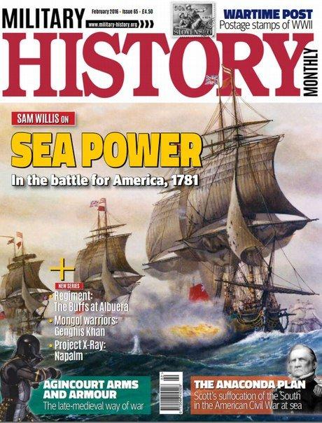 Military History Monthly – February 2016 UK