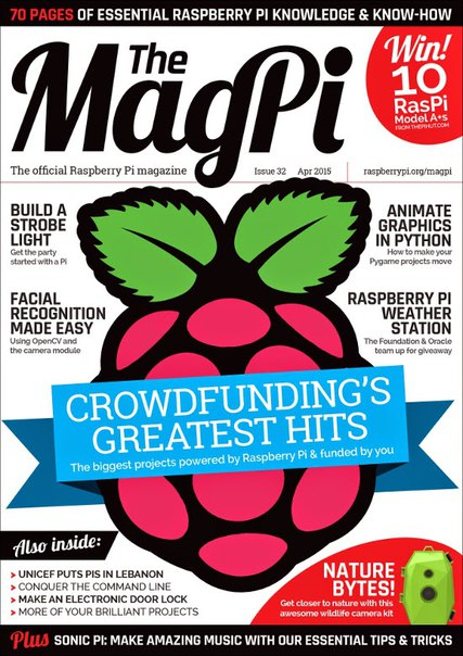 Download The MagPi - October 2015