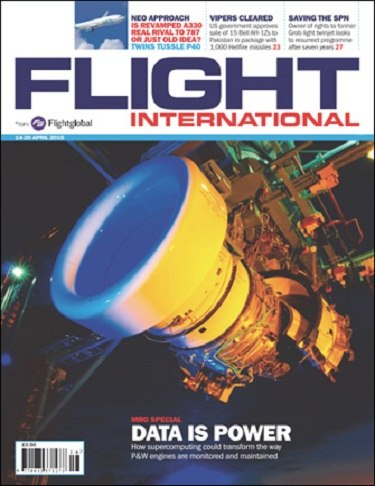 Flight International – April 7, 2015 UK
