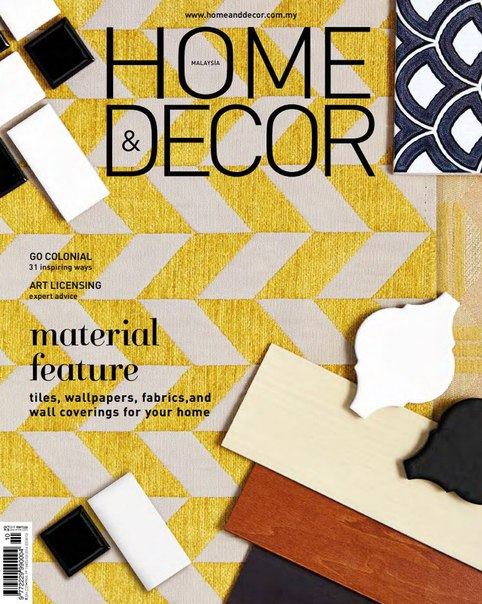 Download Home & Decor - October 2015 MY