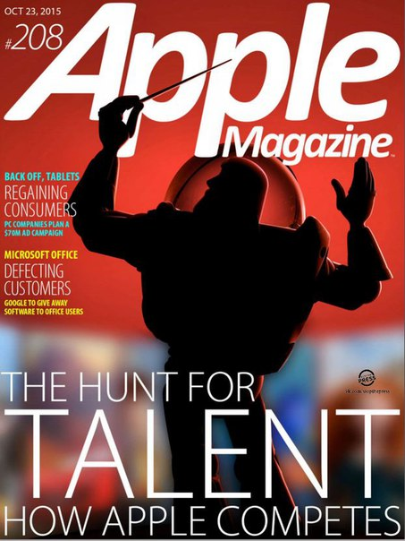 Download AppleMagazine - October 23, 2015